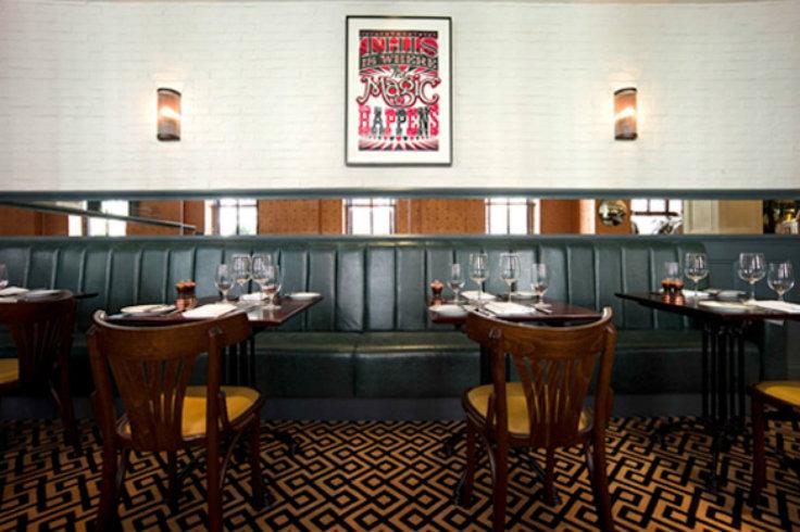 TOP 10 London retro restaurants you should visit