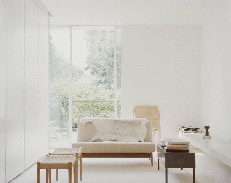 A look inside John Pawson minimalist living home & studio