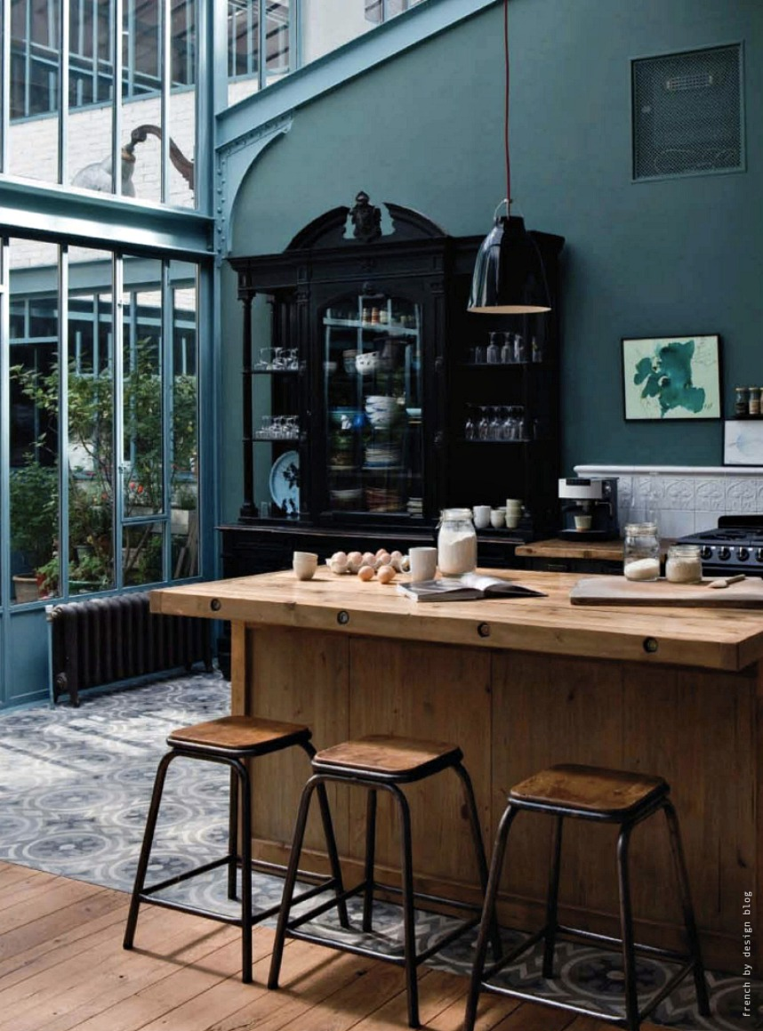 INDUSTRIAL STYLE: BEST LIGHTING IDEAS FOR YOUR KITCHEN Lighting Ideas  INDUSTRIAL STYLE: BEST LIGHTING. IMAGE CREDITS: DESIGN BLOG