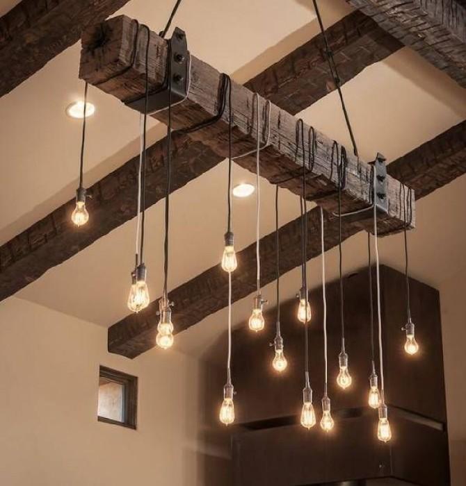 rustic interior lighting. 10 INDUSTRIAL INTERIORS USING RUSTIC BRICK WALLS Industrial Interiors Rustic Interior Lighting O