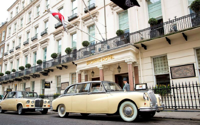 5 london hotels visited by celebrities that you must know for Top luxury hotels london