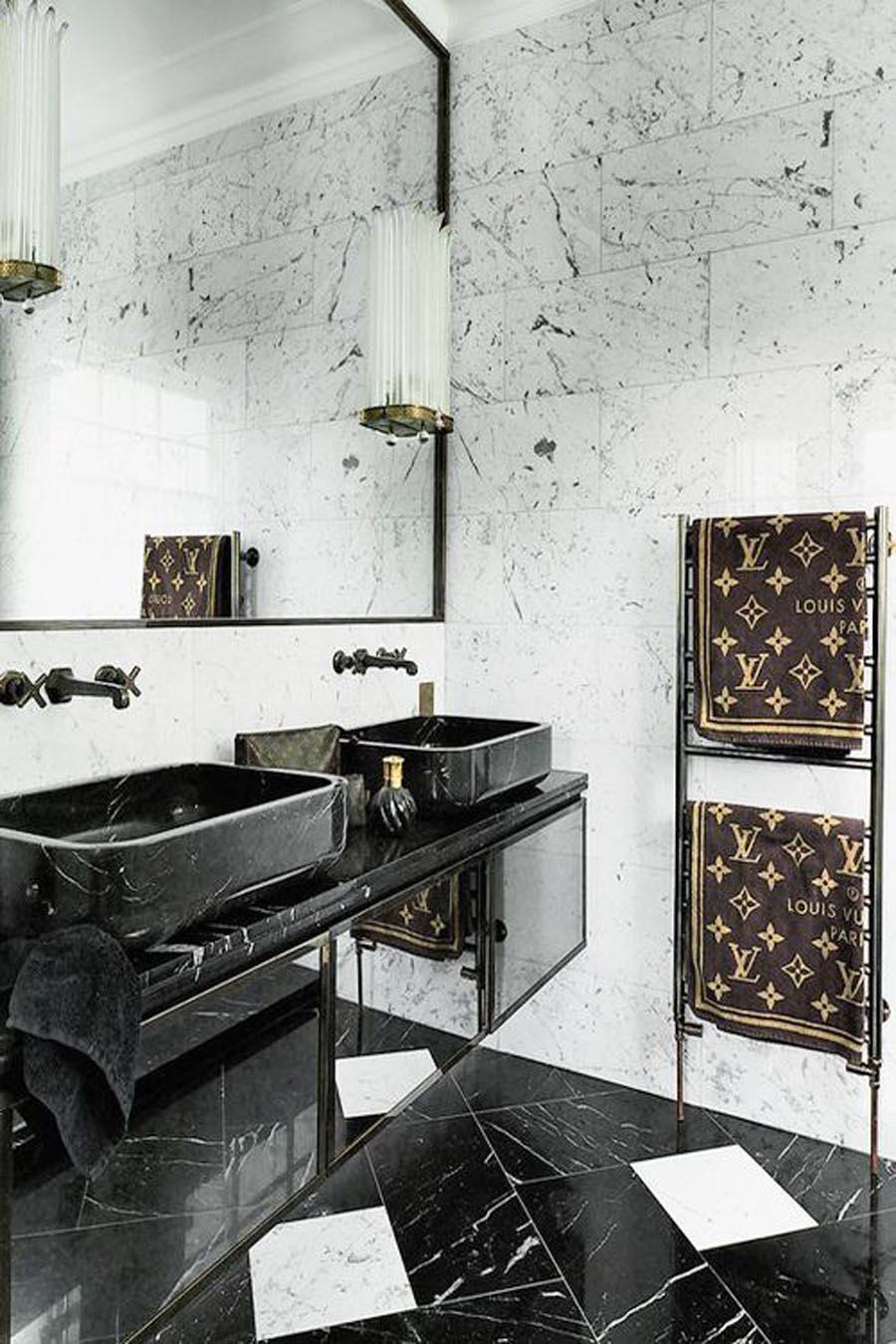 Unique Decor Ideas Let S Turn Your Bathroom Into Black