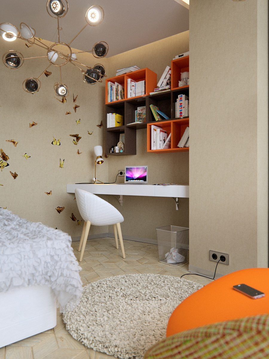 How to turn a small apartment into a functional & stylish place