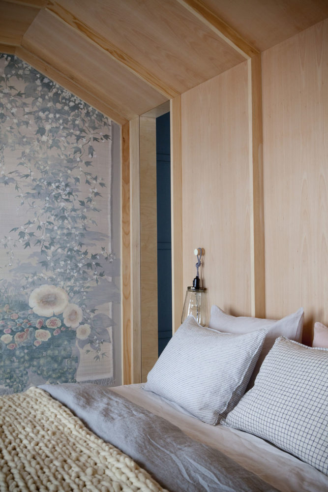 Bed bath this room will make you feel like you 39 re in heaven for Modern asian bedroom