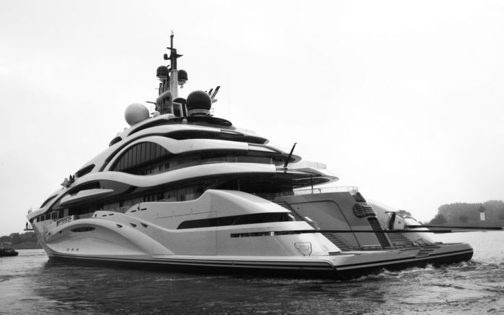 TOP 5 INTERIORS BY H2 YACHTDESIGN