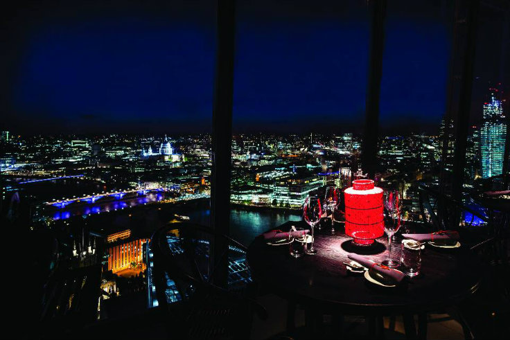 Top 5 London Restaurants with the Best Views