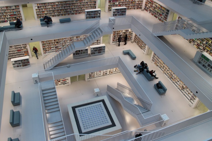 come and find out the 8 best libraries in germany