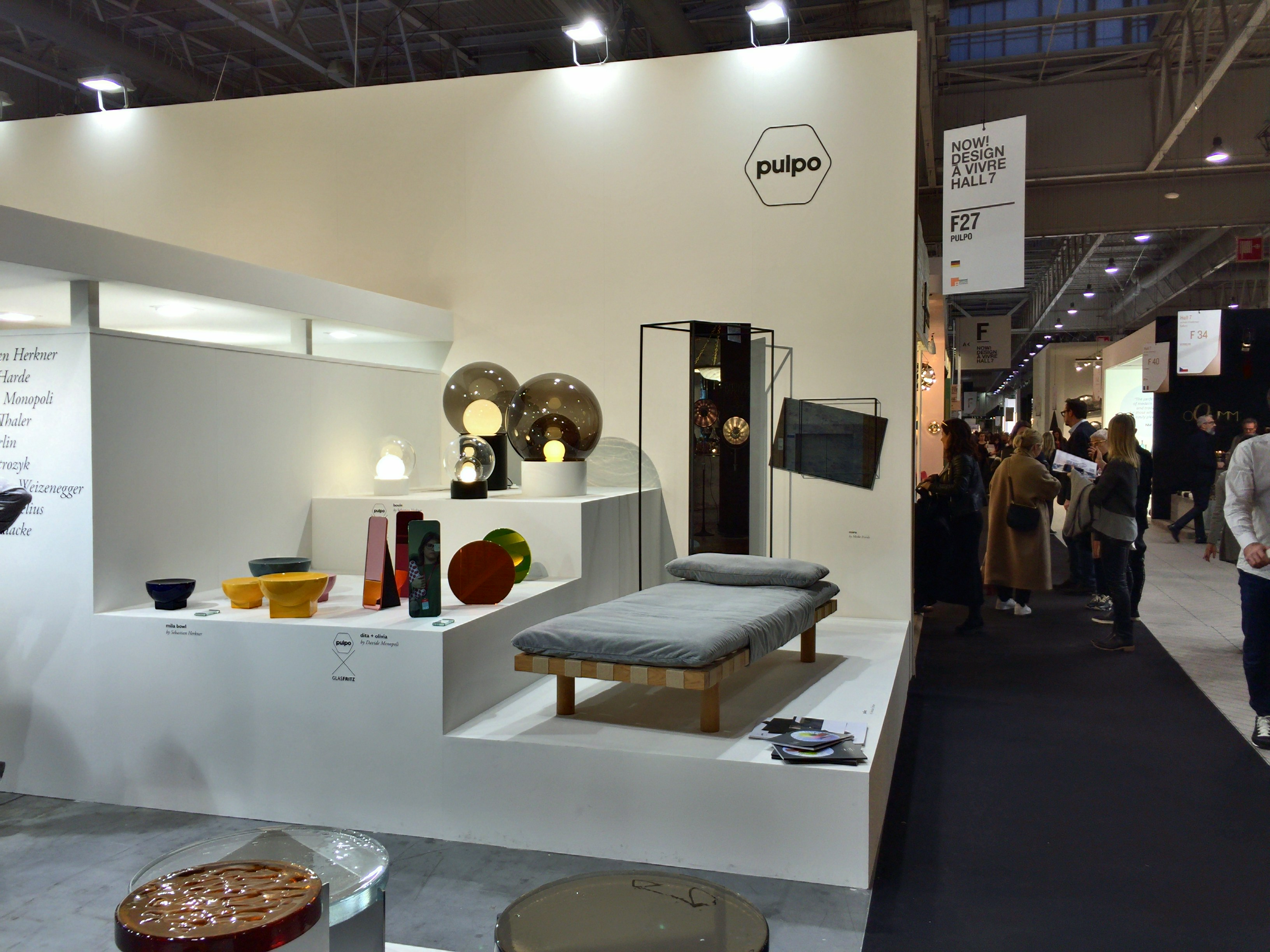tom dixon is at m&o and so are many other top lighting brands