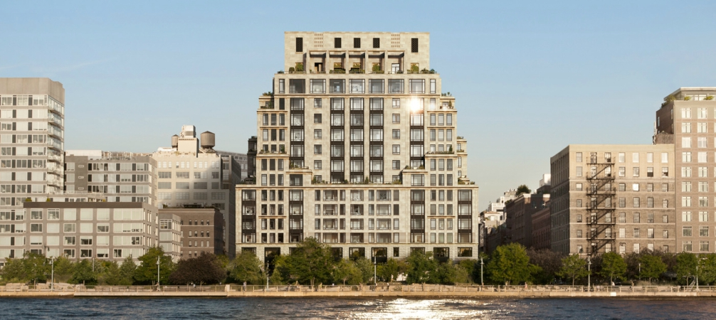 Architecture- Stunning Tribeca Residential Building by Robert AM Stern
