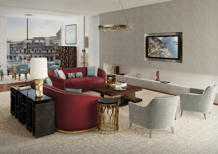 Feel Inspired by These 20 Modern Living Room Ideas