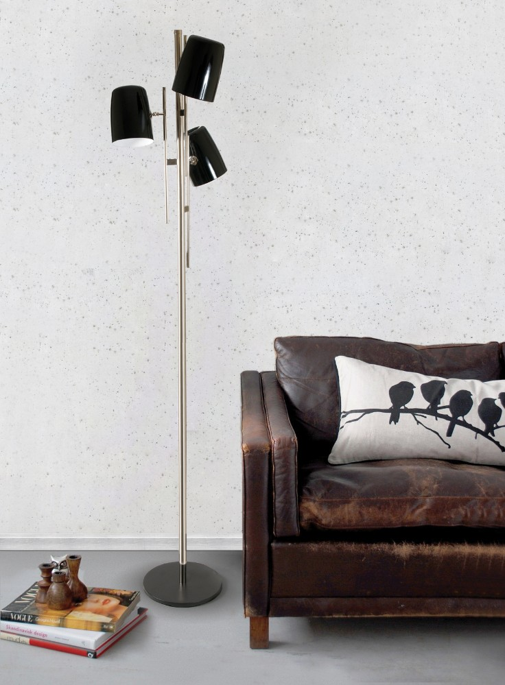 These Modern Floor Lamps Will Bring a New Life to Your Home