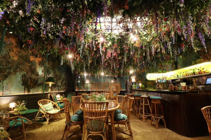 5 LONDON RESTAURANTS TO TRY IN THIS YEAR