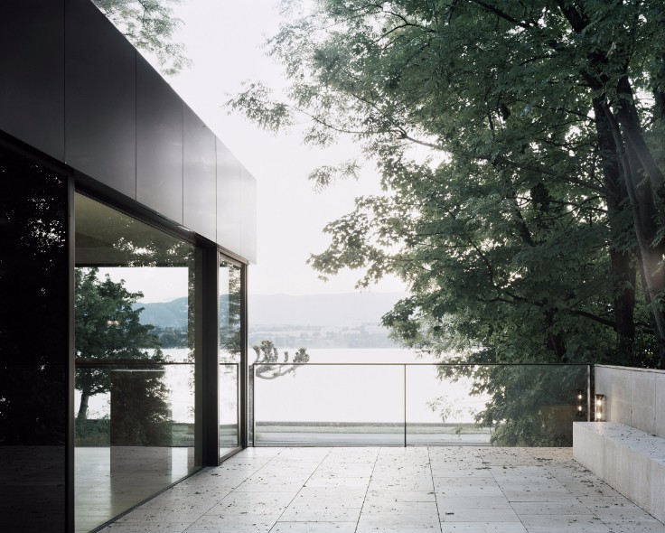 Find out this amazing project with a view to the Lake Geneva
