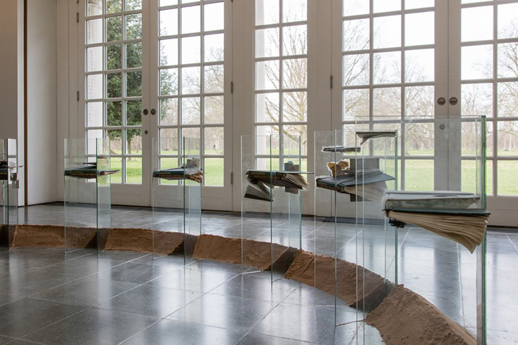 Don't miss the John Latham's work at the Serpentine Gallery!