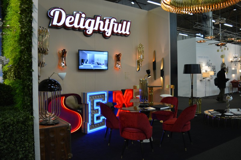 AD Show Recap: Inside the Best Lighting Design Booths ad show AD Show Recap: Inside the Best Lighting Design Booths DSC 0545