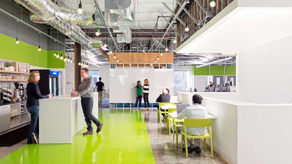 Facebook S California Headquarters Are A Modern Design