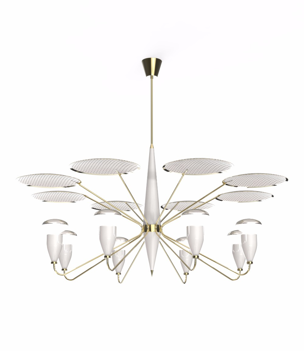 Here Is a Modern Ceiling Light That Will Make You Smile Today!