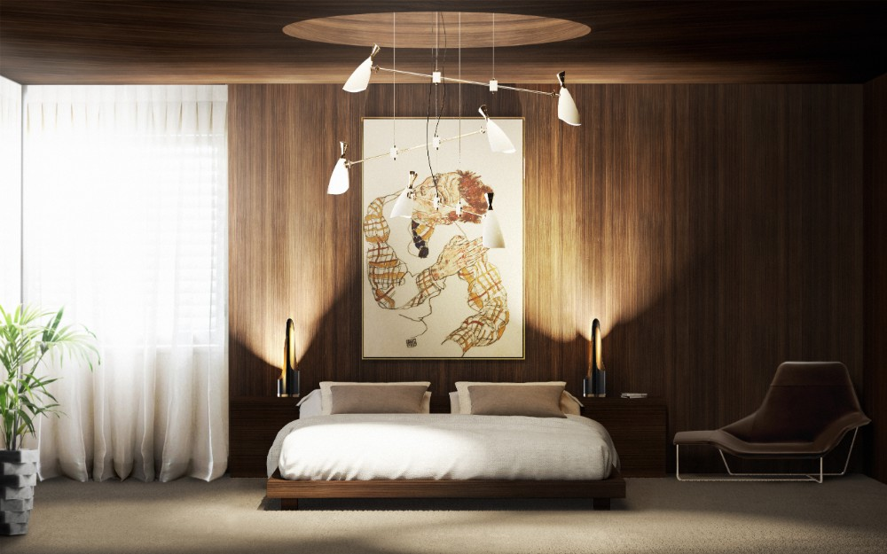 Inspiring Ideas for You to Build the Perfect Mid-Century Bedroom