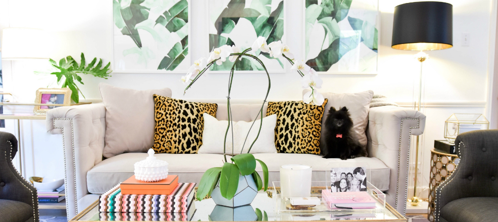 Interior Design Trends: How to Use Animal Prints in Your Home Decor