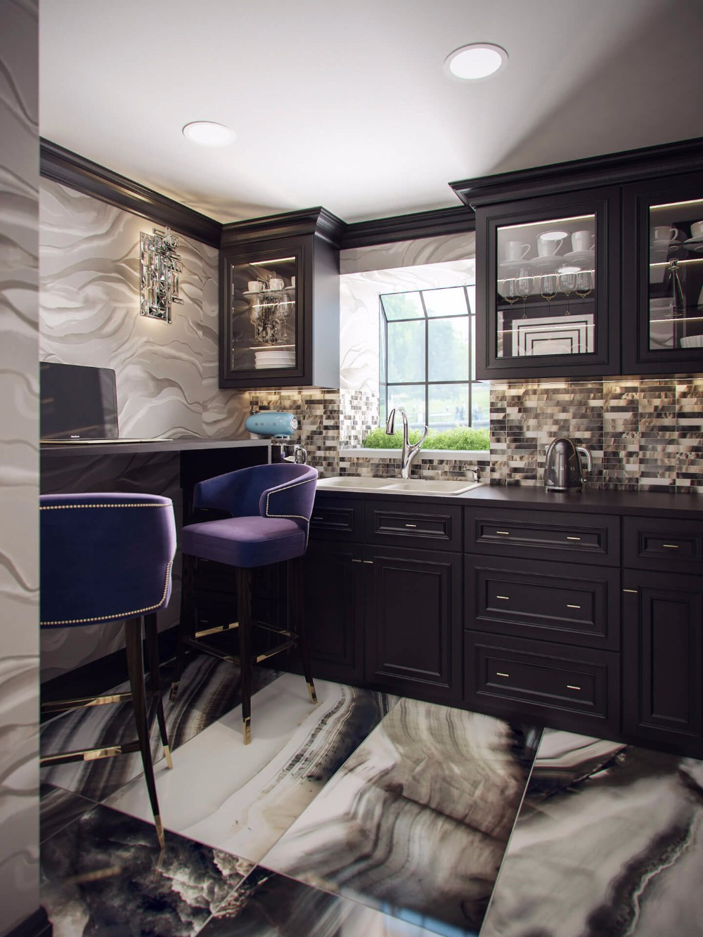 Interior designer victoria kiorsak 39 s most stylish decor secrets for Richmond interior design firms