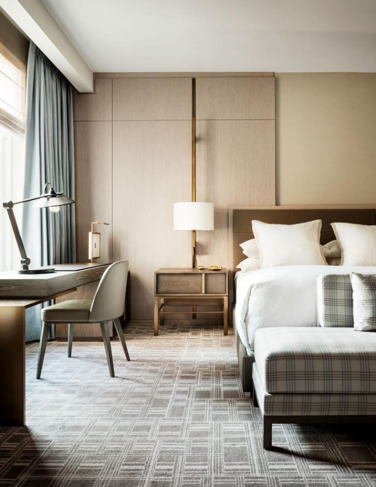 Luxury Design- Four Seasons New York by Yabu Pushelberg