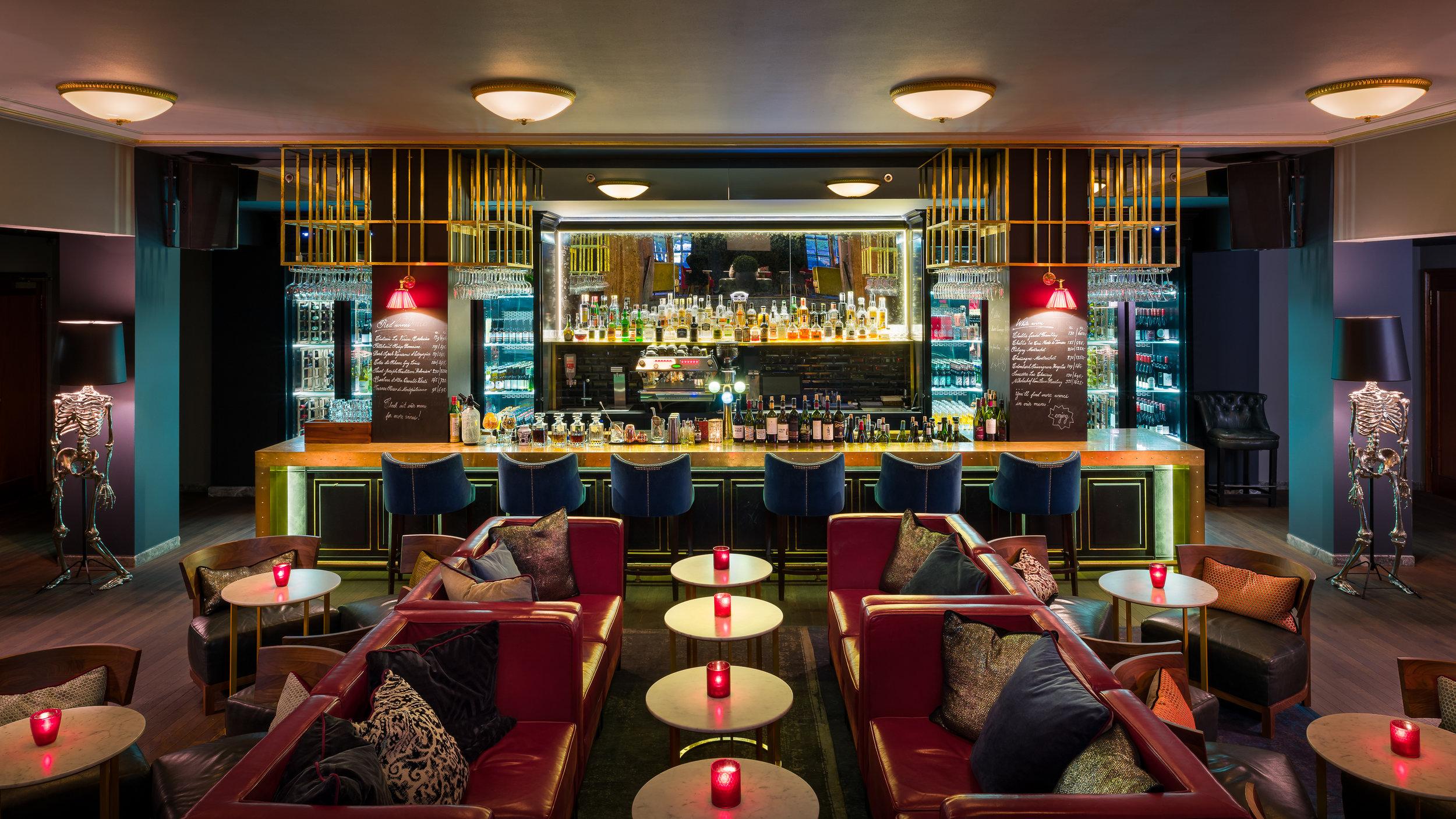 Mid century modern restaurant in oslo rocks the best
