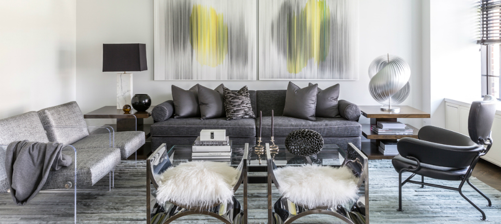 How Can You Not Love this New York Apartment by Drake Anderson?