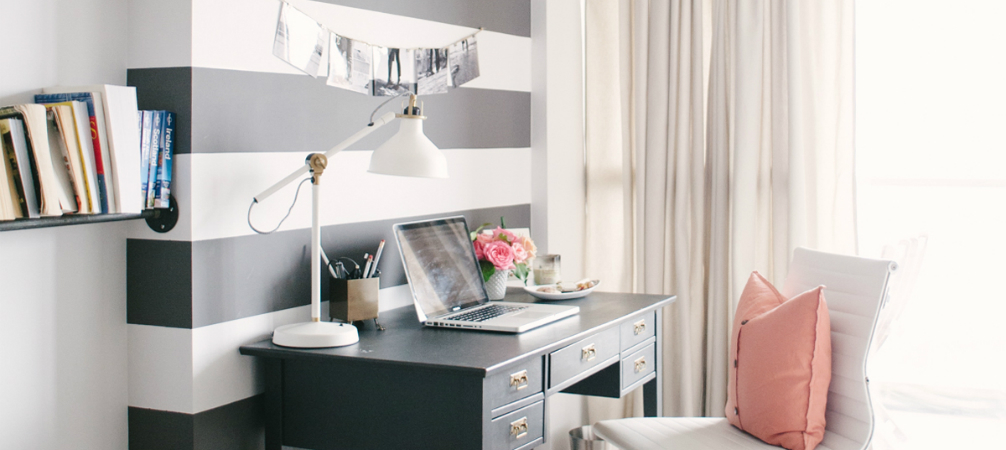 Room of the Week: 10 Home Office Decor Ideas
