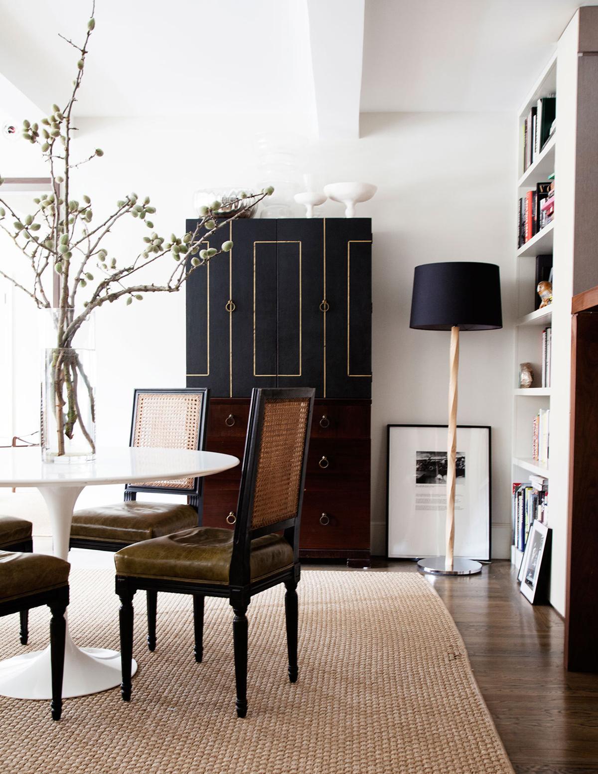 Room of the Week- Mid-Century Living Room in Designer's Home