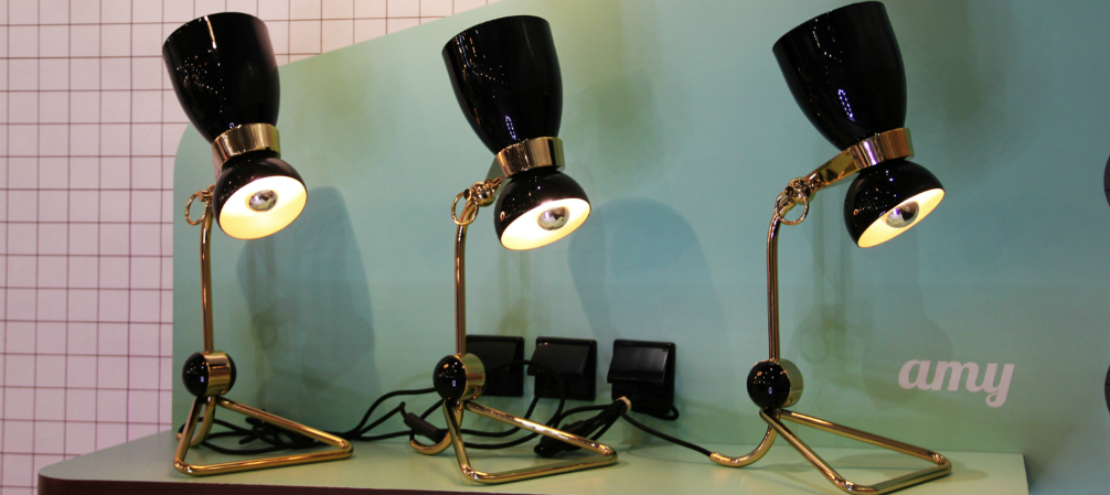 See How a Jazzy Mid-Century Table Lamp Can Change Your Home Decor