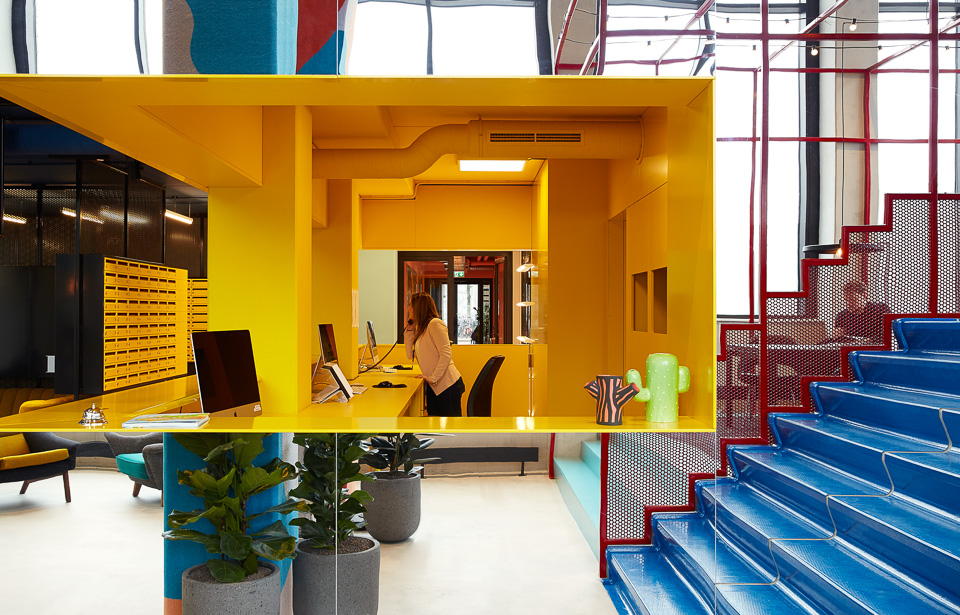 See why the student hotel in eindhoven is every design for Design hotel eindhoven