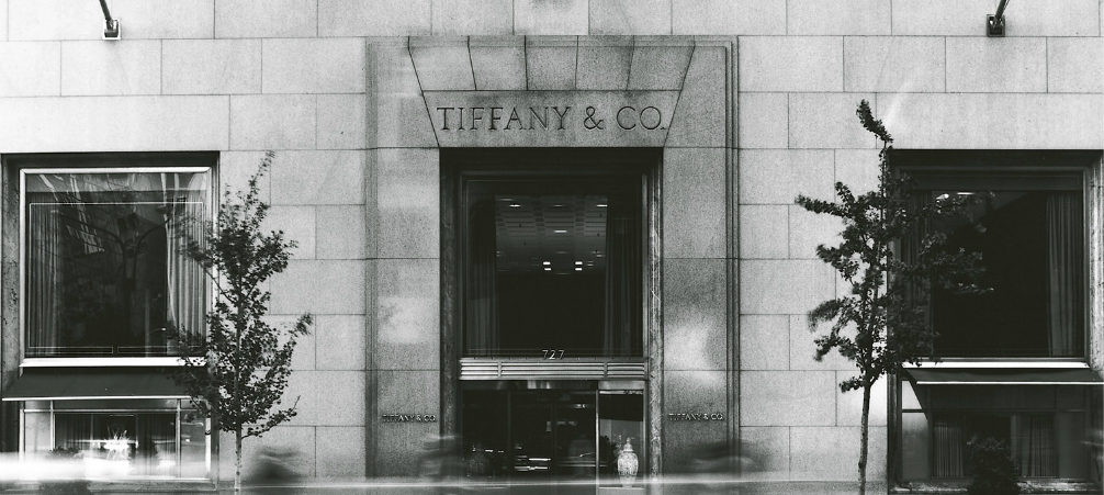 Step Inside the NYC Tiffany & Co Headquarters by Ted Moudis Associates