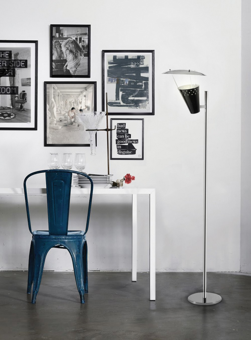 This Is Why We Love Mid-Century Modern Floor Lamps So Much!