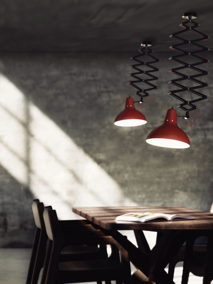 The Best Decor for Your Dining Room is a Ceiling Light Away
