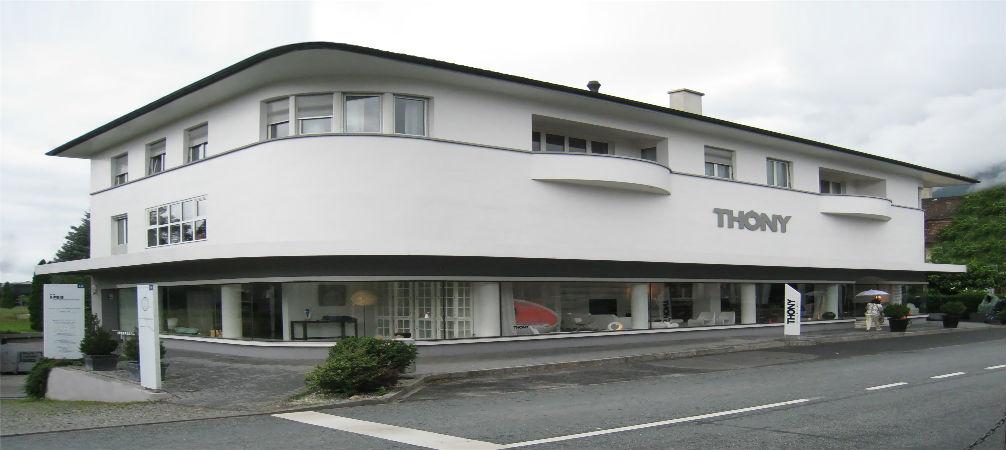 Find out one of the best interior design showrooms in Liechtenstein