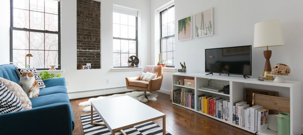 House Tour- A Brooklyn Modern Home with an Industrial Feeling
