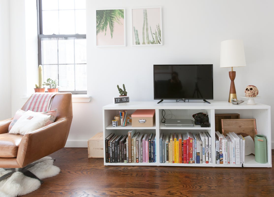 House Tour: Blogger\'s Brooklyn Modern Home with an Industrial Feeling
