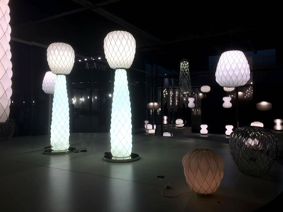 These Are the Best Lighting Design Stands at Euroluce 2017! (5)