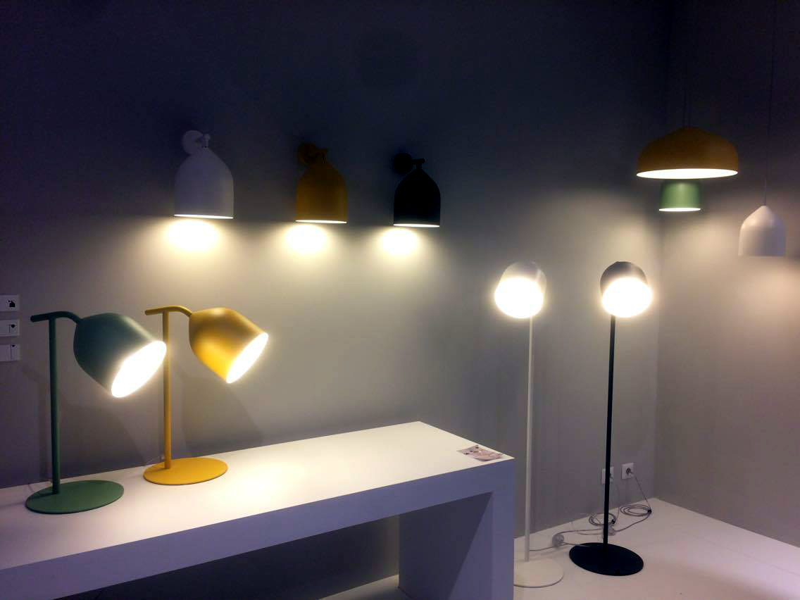These Are the Best Lighting Design Stands at Euroluce 2017! (7)