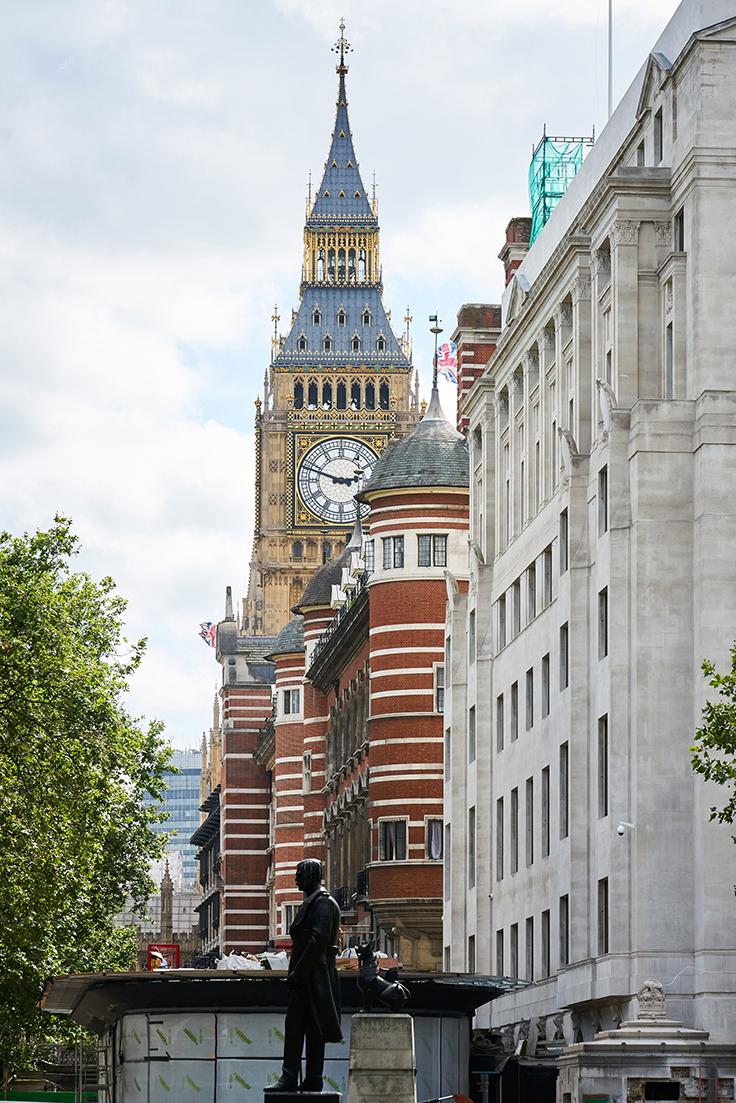 New Scotland Yard The London S Metropolitan Police Service Hq