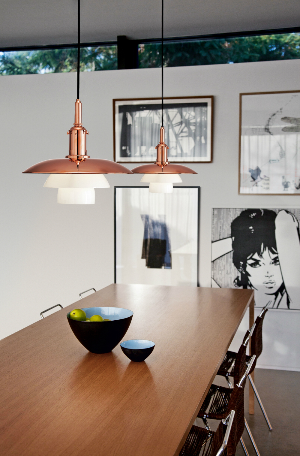 10 Copper Mid-Century Lighting Designs to Inspire your Home Decor