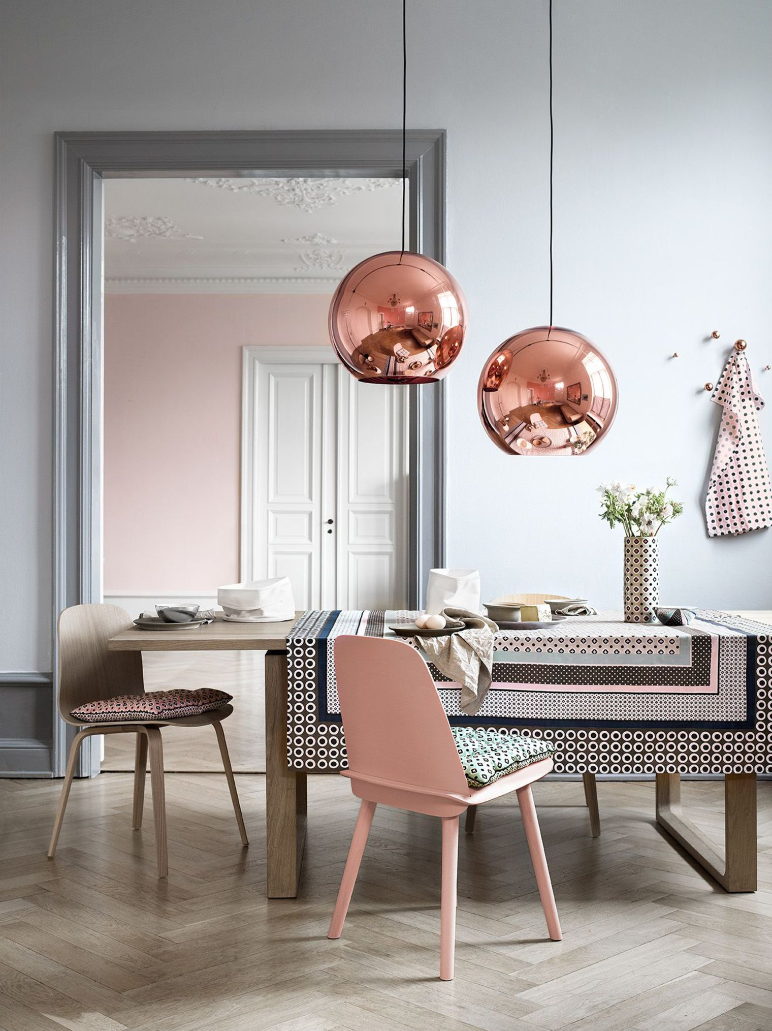 10 Copper Mid-Century Lamps to Inspire your Home Decor