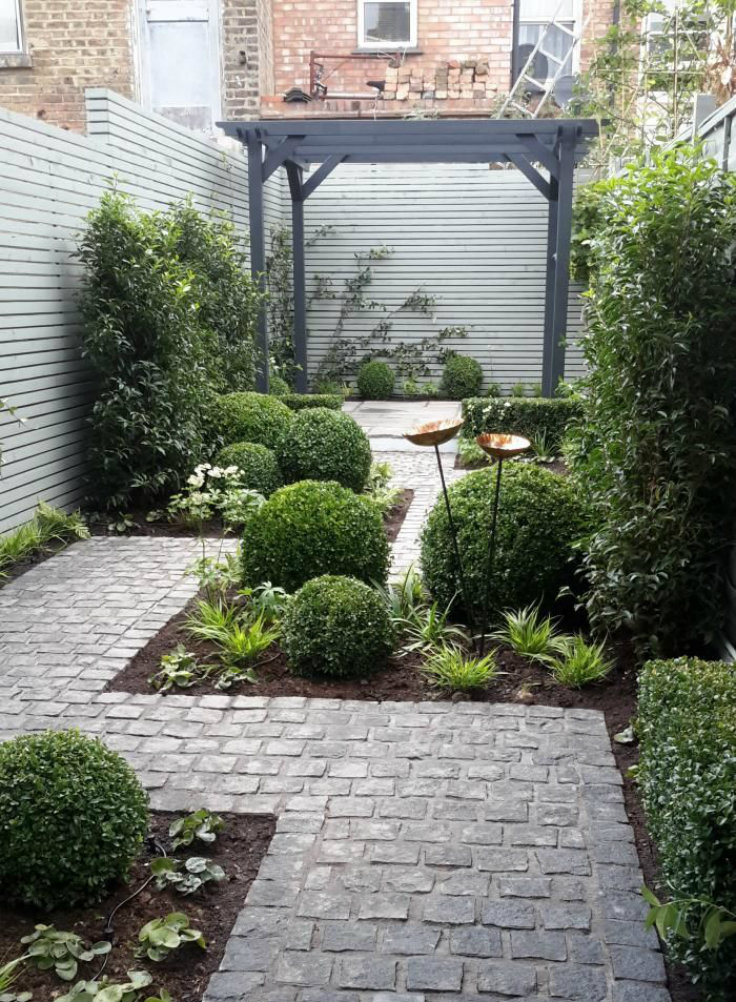 5 tips on how to make your small garden look bigger