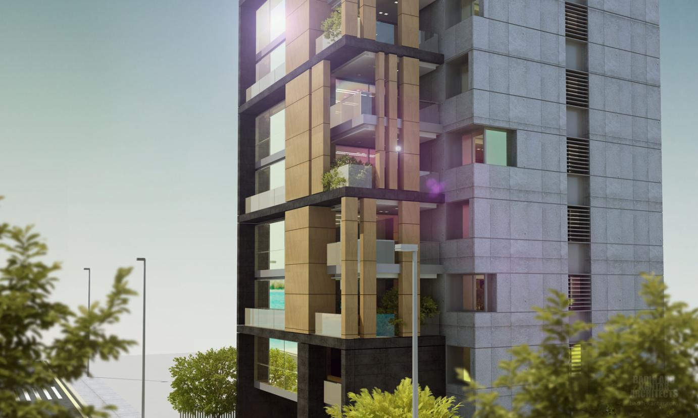 Contemporary Architecture in Lebanon by Bahid and Kantar