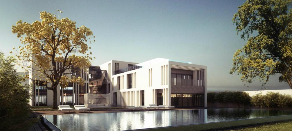 contemporary architecture | Lighting Inspiration in Design