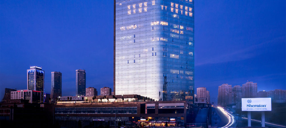 Get to know the Sheraton Ataşehir Hotel in Istanbul