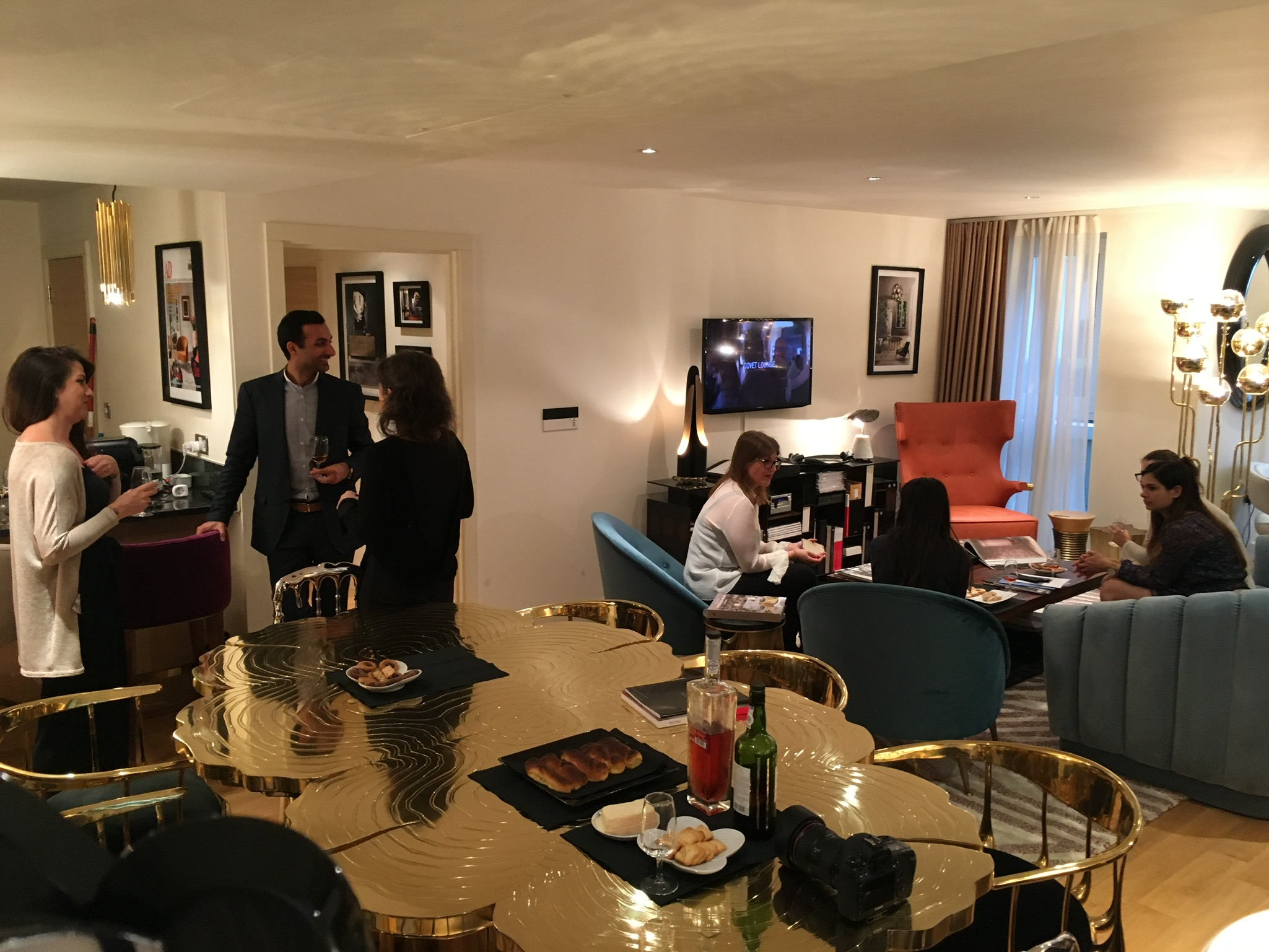 Bloggers Meeting at Covet London- Join Us on the 1st of June!