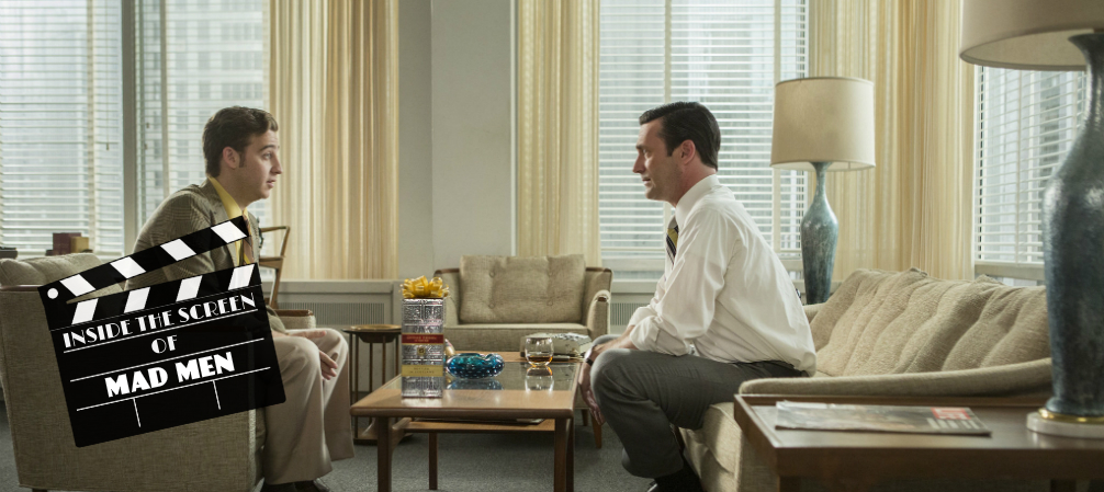 Inside the Screen- How Mad Men Became a Mid-Century Modern Icon
