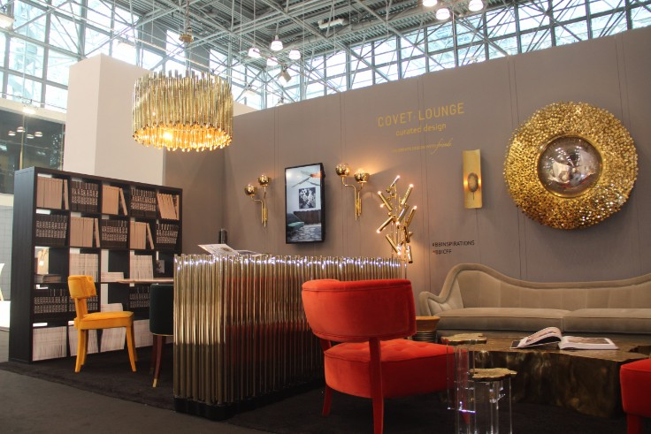 Undoubtedly  the most luxurious furniture stand  yet with a conscientious  dose of relaxed. Luxury Everywhere  The Best Furniture Stands at ICFF 2017