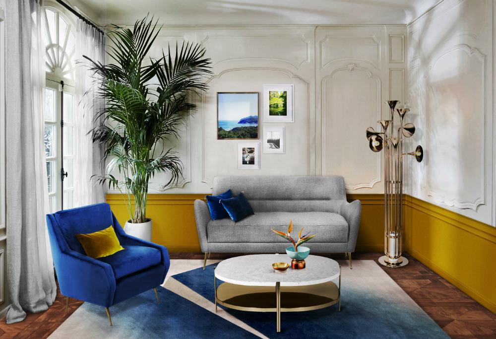 Yellow Mood mood board: how to use primrose yellow for a fun home decor